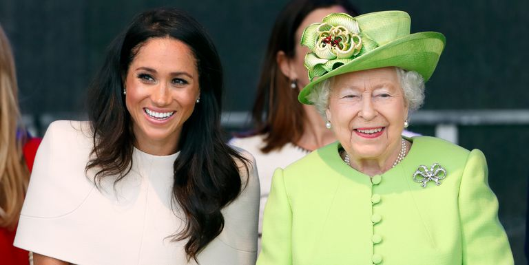 Queen Elizabeth II Had an Unexpected Reaction to Meghan Markle's Drama With Her Dad Thomas