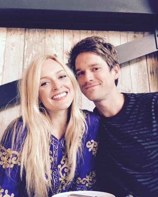 Fearne and Jesse have been wed since for five years