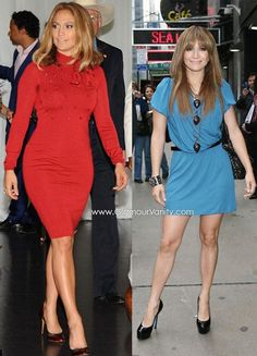 Jennifer Lopez Weight Loss Before and After