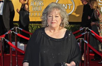 Kathy Bates: My weight loss helped my lymphedema battle