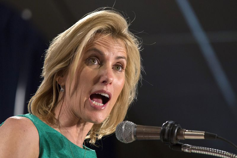 Maybe it's time for Laura Ingraham to shut up