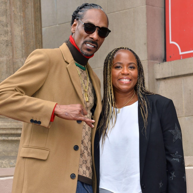 Shante Broadus is listed (or ranked) 6 on the list Snoop Dogg Loves and Hookups