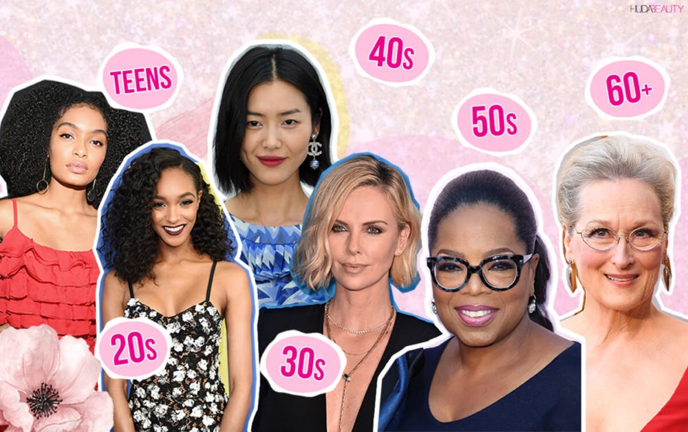 She is 45,Secrets Of Women Who Look Younger Than They Are