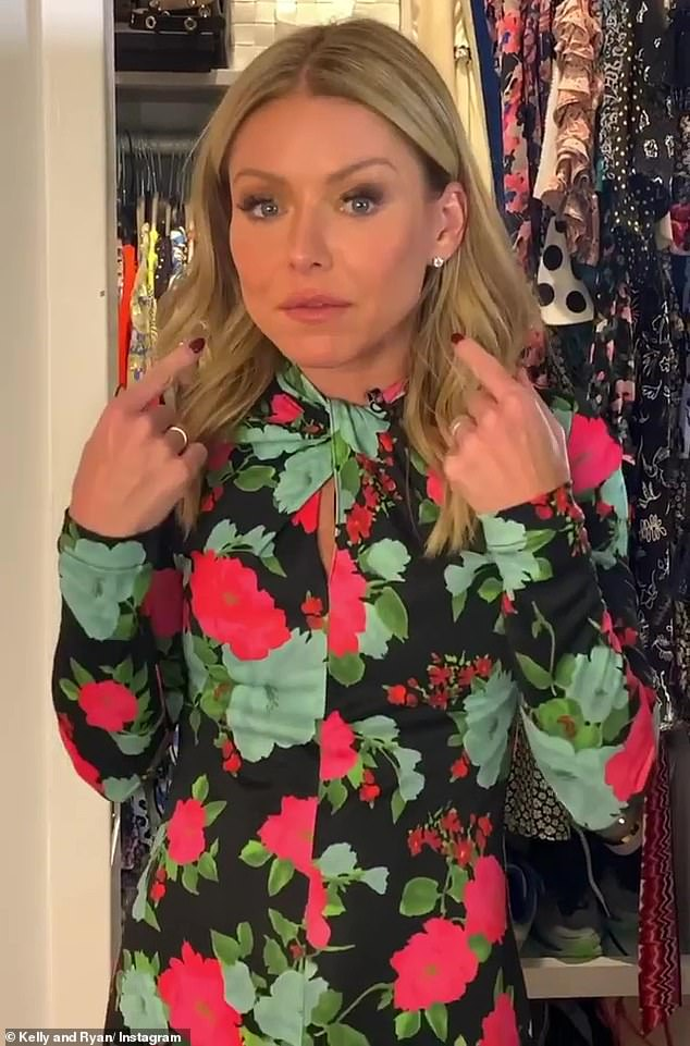 Plastic surgery: Kelly Ripa revealed Friday on Instagram that she had plastic surgery on her earlobes after piercing her own ears