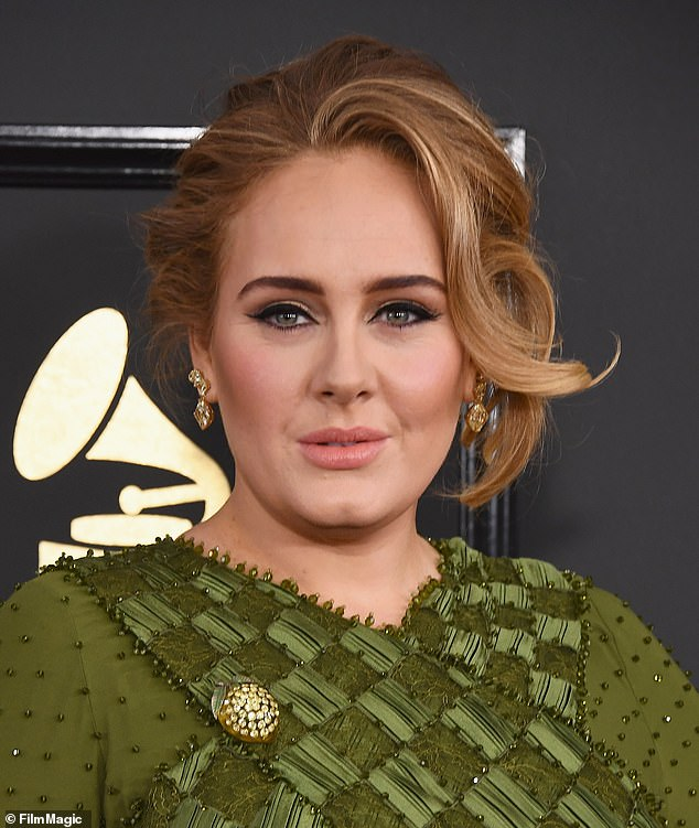 Report:There could be a new love in Adele's life as the singer has reportedly grown close to American record producer Jonathan Hay