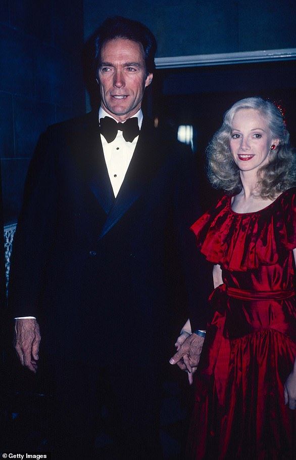 Locke lived with Eastwood from 1975 to 1989, while he was still married to Johnson