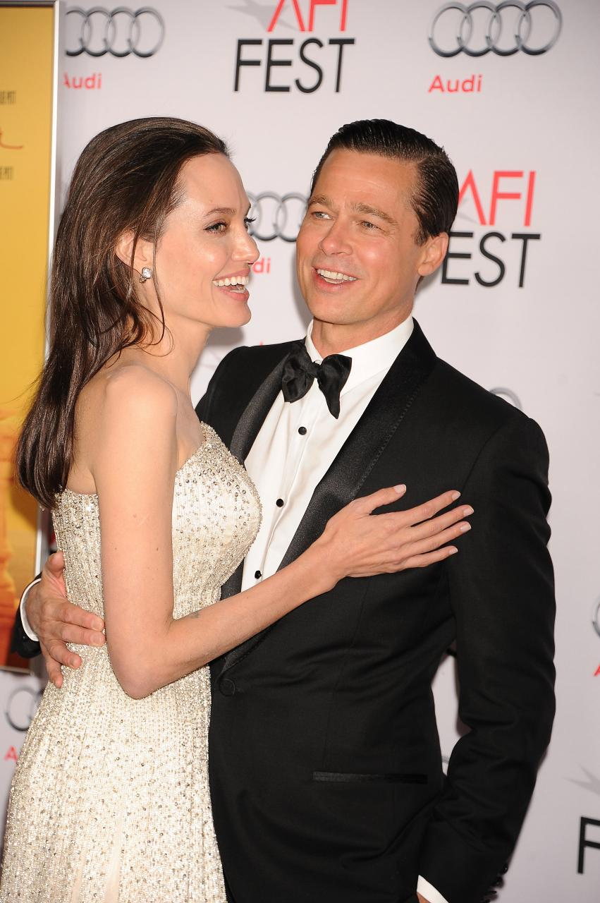 Angelina and Brad have been involved in a bitter back and forth ever since their split