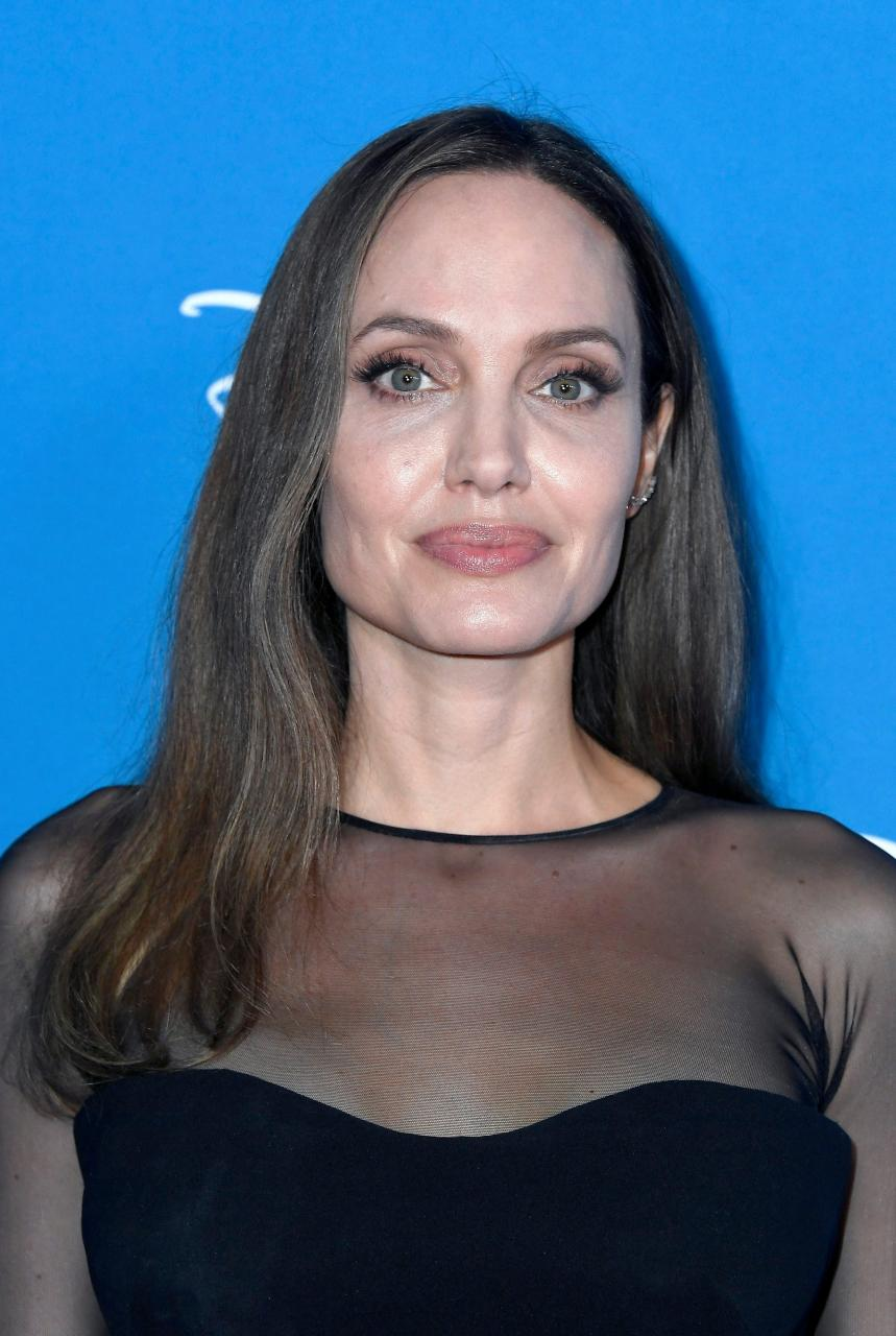 Angelina has also been married to Jonny Lee Miller and Billy Bob Thornton