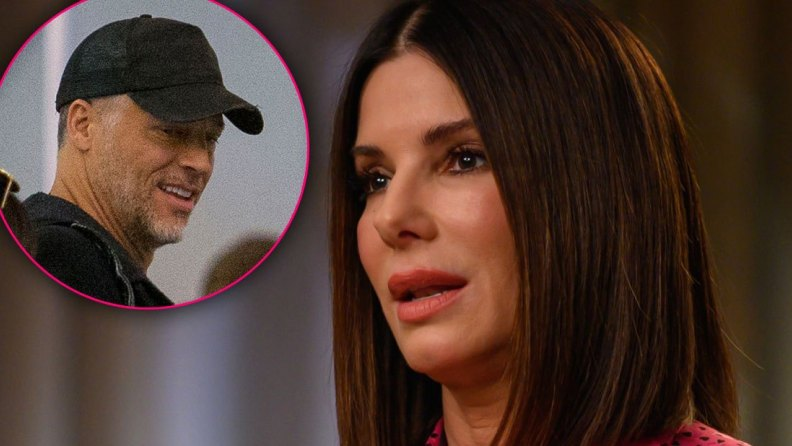 Sandra Bullock's Boyfriend Back In Touch With Old Flames