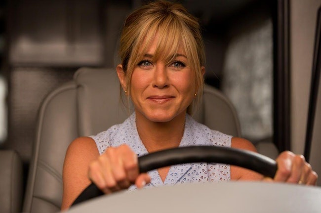 She's A 'Control Freak' is listed (or ranked) 11 on the list Jennifer Aniston's Life In Hollywood Has Been Pretty Dark And Depressing