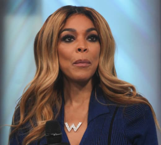 Wendy Williams Close Up