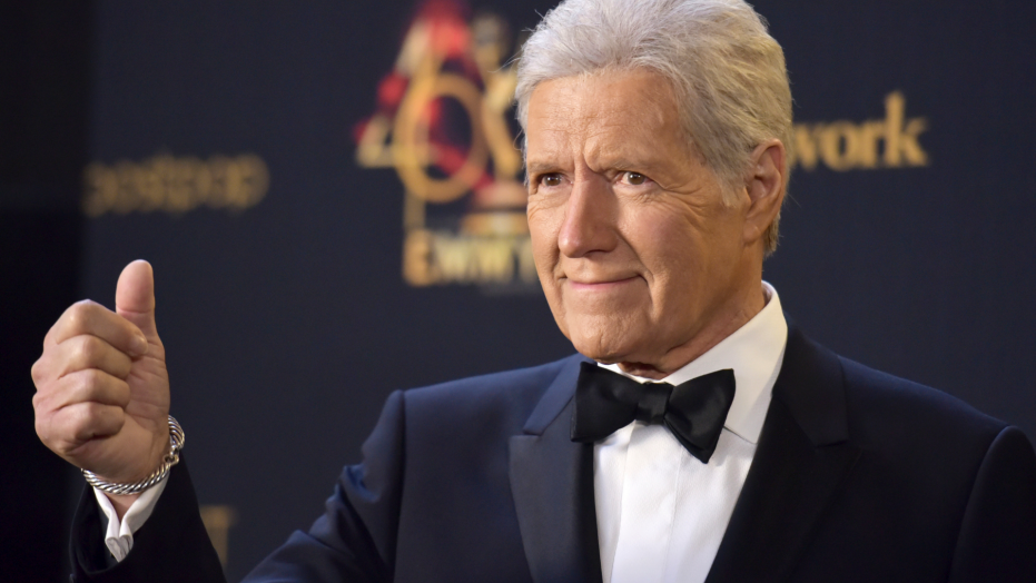 Jeopardy!' host Alex Trebek reveals what he wants his legacy to be ...