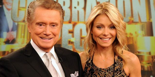 Regis Philbin said goodbye as co-host of 'Live! with Regis and Kelly' in 2011. The show aired in more than 200 markets across the country and distributed by Disney-Walt Disney Television via Getty Images Domestic Television.