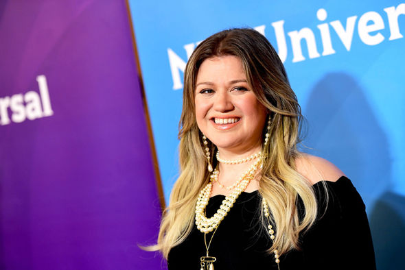 Kelly clarkson weight loss before