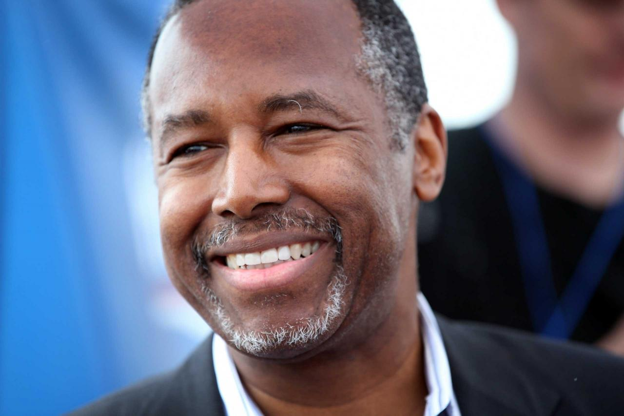 Ben Carson: Facebook Is the Secret Of His Campaign Success | Time