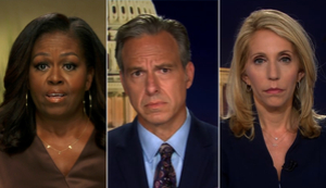 Dana Bash: Michelle Obama knew this would bother Trump