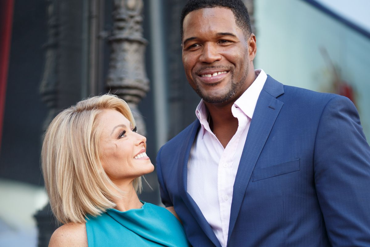 How Good Morning America came between Kelly Ripa and Michael ...