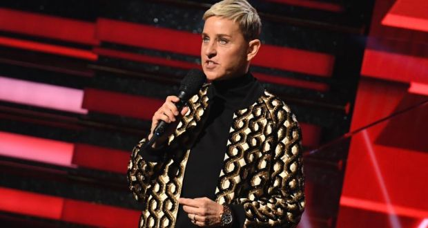 Ellen DeGeneres: 'I take responsibility for what happens at my show.' File photograph: Robyn Beck/AFP via Getty