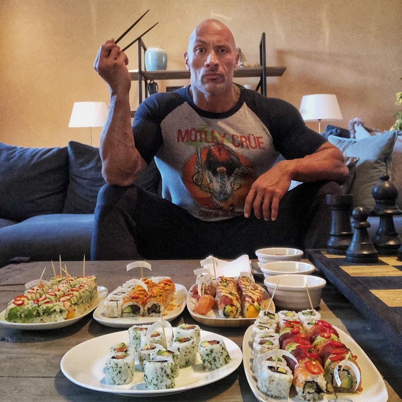 Crazy Luxuries The Rock Affords For Himself #2 | Brain Berries
