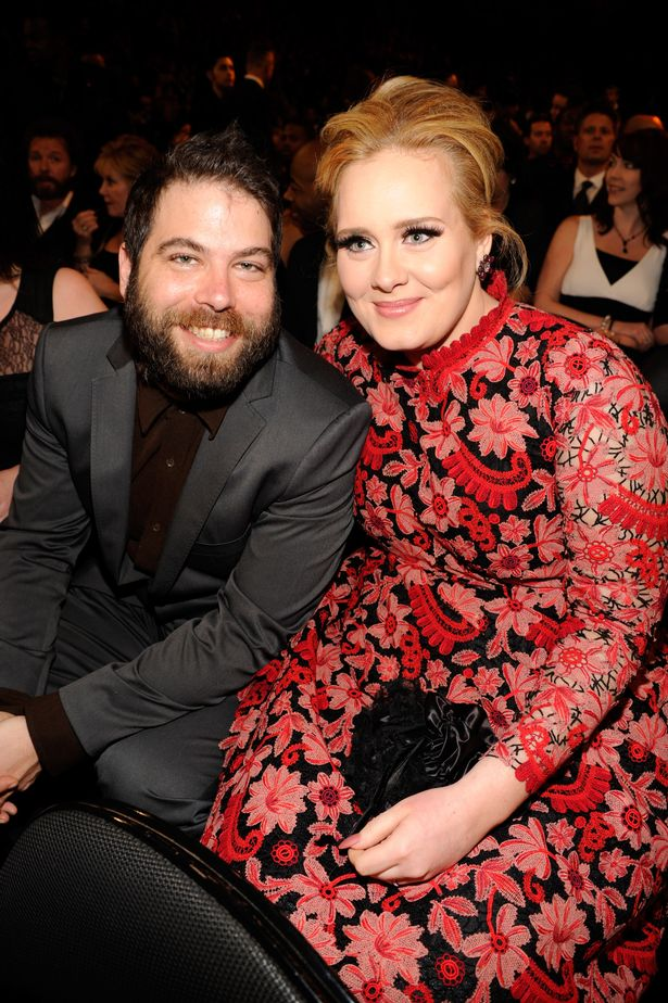 Adele filed for divorce from Simon in 2019
