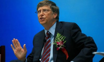 This is the only way to get back to normal, according to Bill Gates
