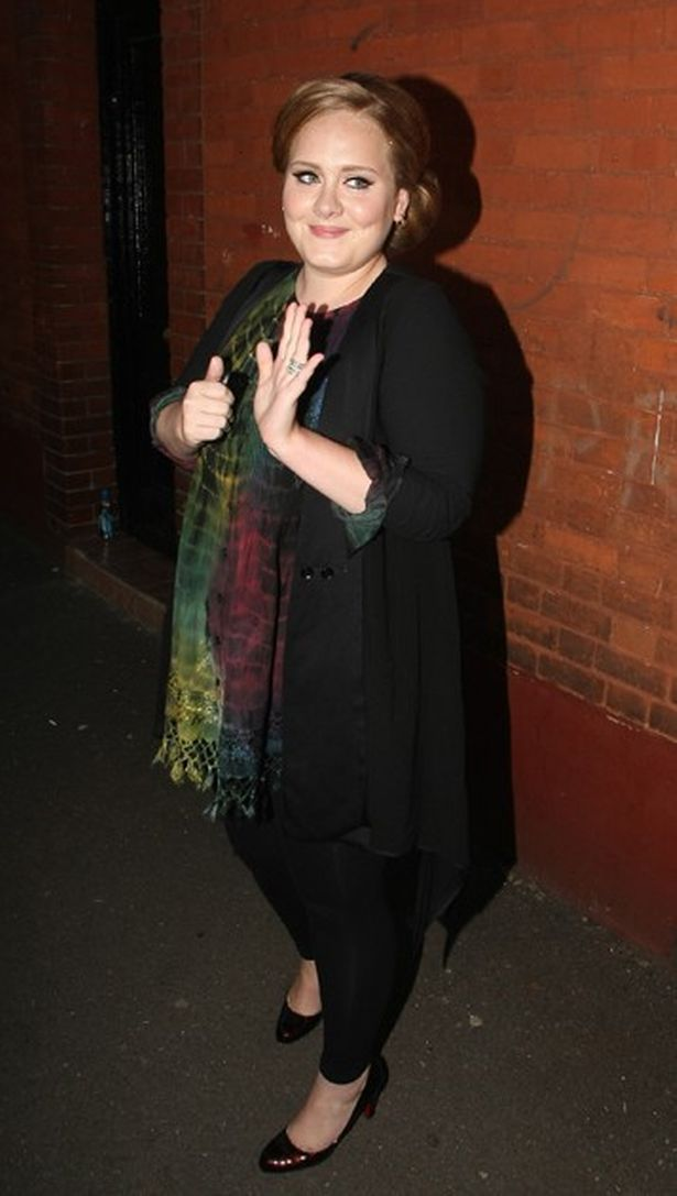 Adele refused to lose weight for anyone but herself