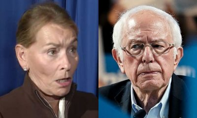 Judge Judy and Bernie Sanders