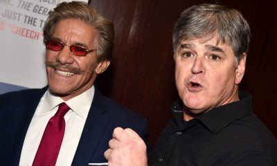 Geraldo Rivera and Sean Hannity