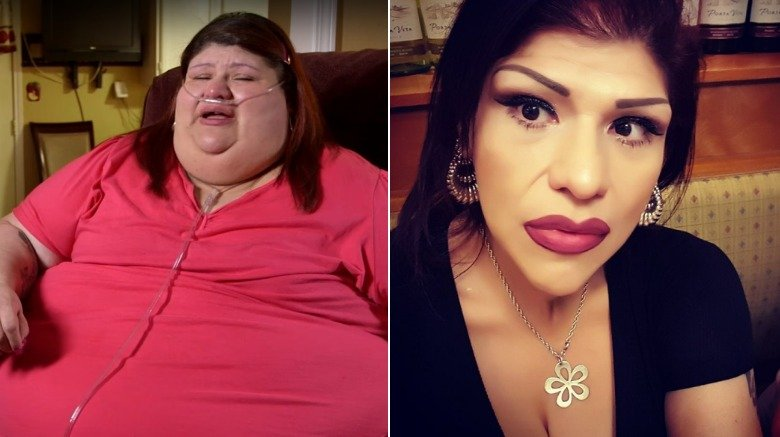 My 600-lb Life star Laura Perez, before and after