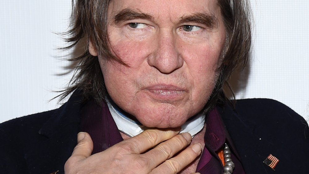 Val Kilmer at Simply Shakespeare's live read of The Merchant of Venice