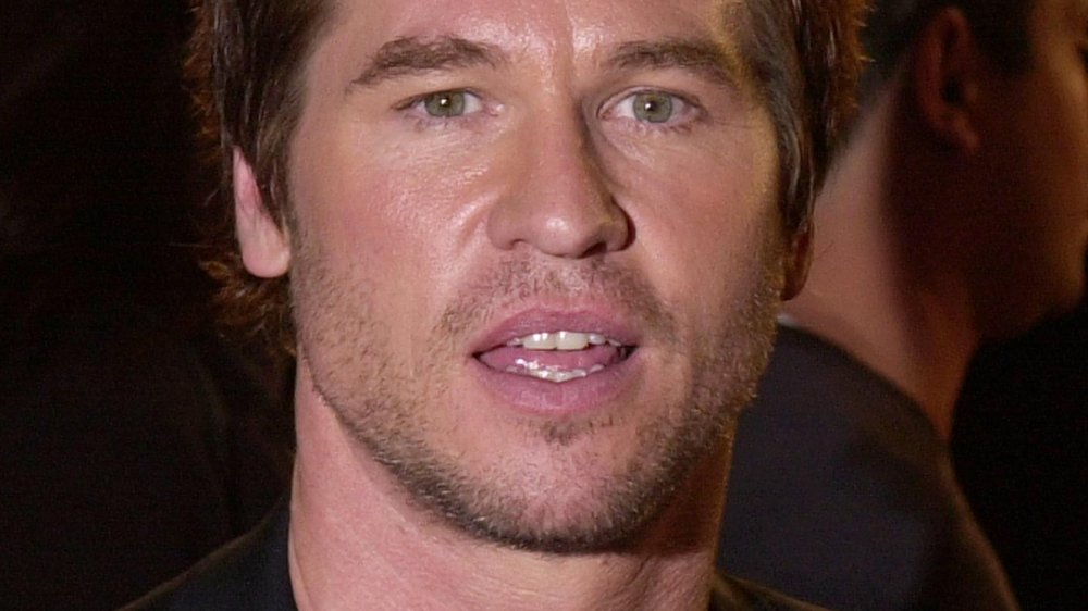 Val Kilmer at the premiere of Red Planet