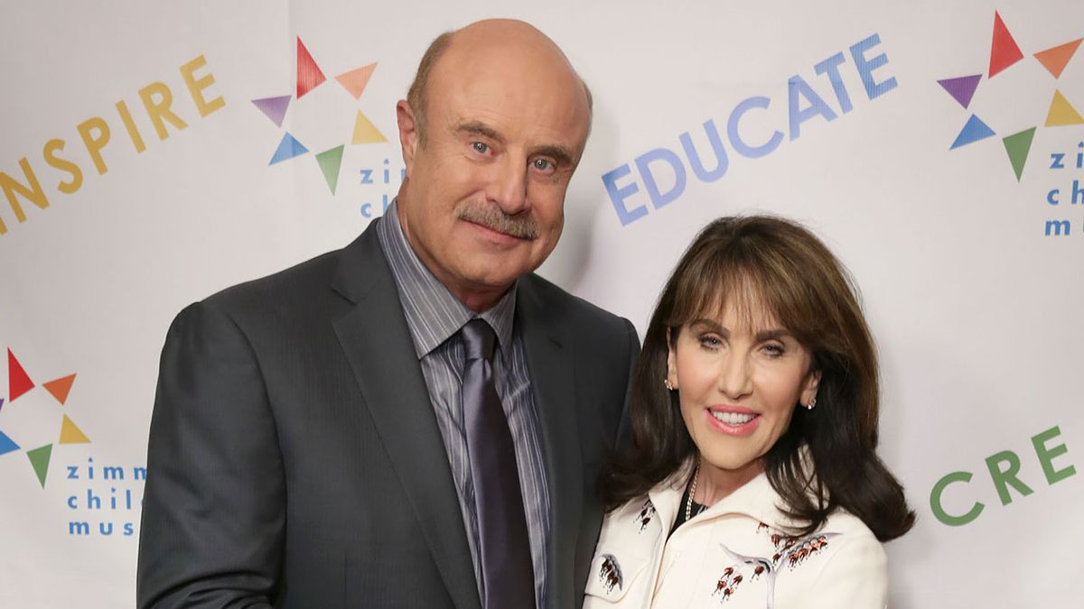 Dr. Phil, wife Robin McGraw mourn death of sister-in-law Cindi Broaddus