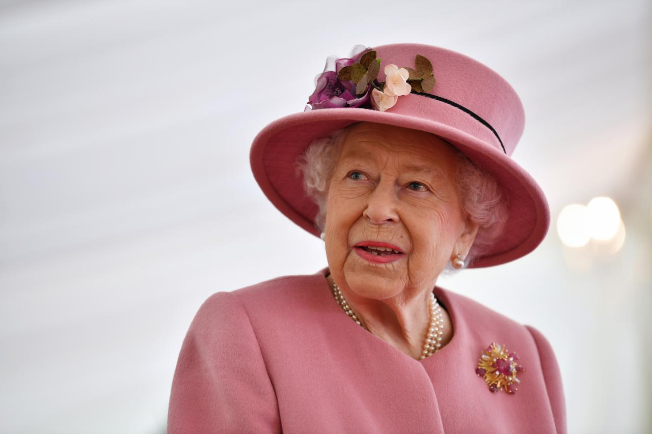 News of the interview comes as the Queen's 99-year-old husband, Prince Philip, lies in his sickbed