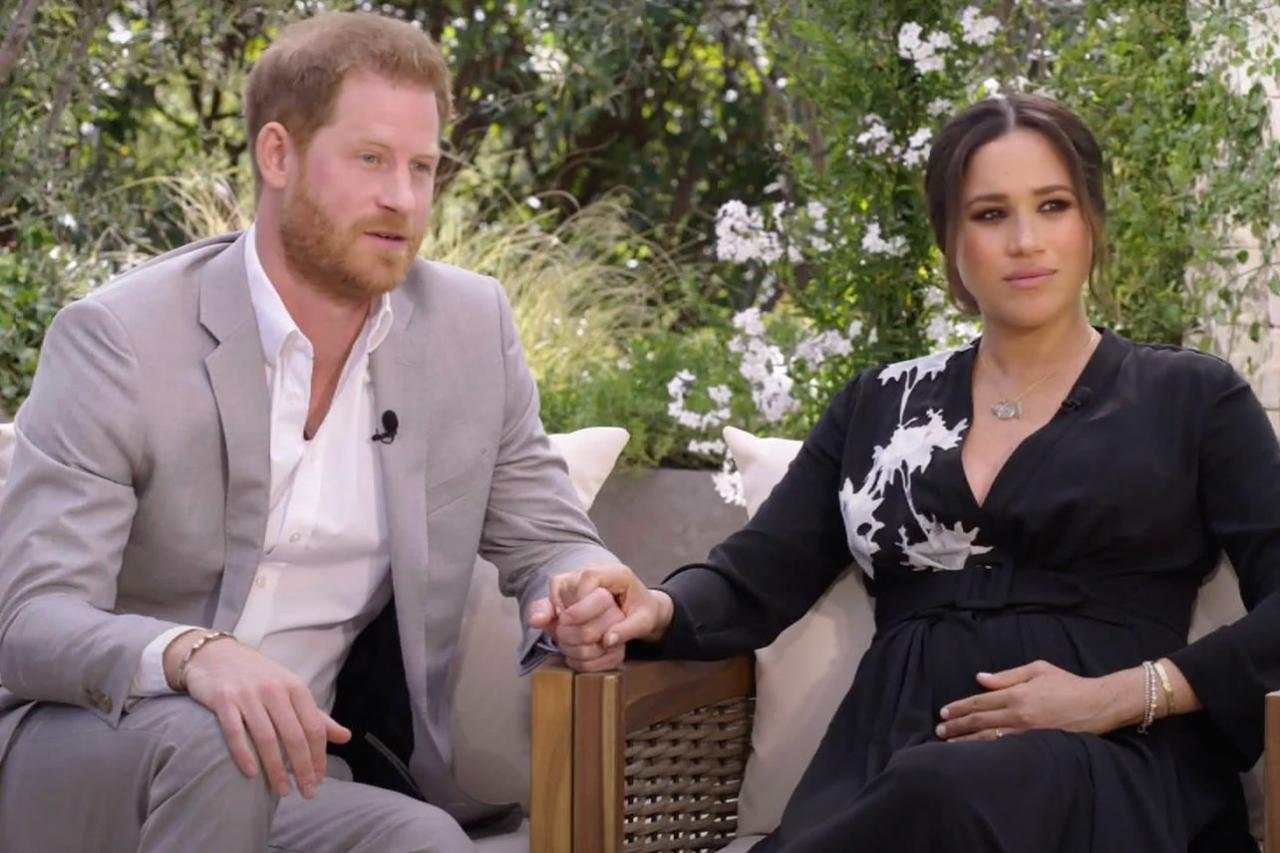 Prince Harry Goes on the Offensive in First Look at 'Oprah With Meghan and Harry' | Decider